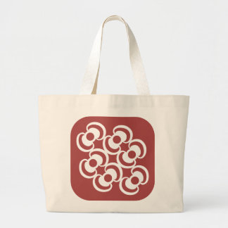 Orchideas (pure) / Jumbo Tote