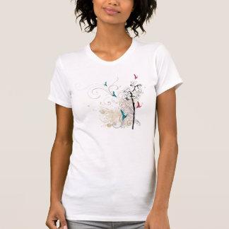 Orchids and butterflies T-Shirt
