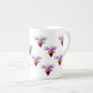 Orchids Bone China Mug