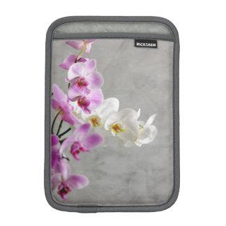 Orchids close up iPad mini sleeve
