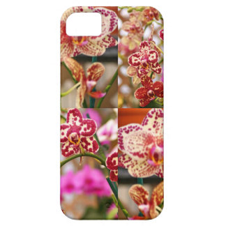 Orchids collage barely there iPhone 5 case