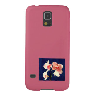 Orchids Galaxy S5 Cover