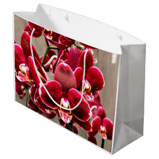 Orchids Large Gift Bag