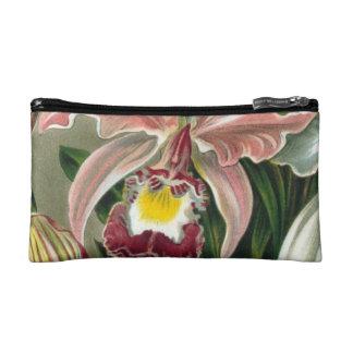 Orchids Makeup Bags