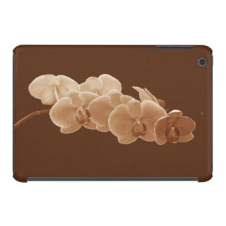 Orchids Photo to Paint in Sepia II iPad Mini Retina Covers