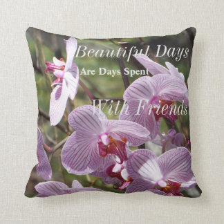 Orchids Pillow