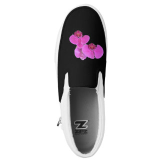 Orchids Slip On Shoes