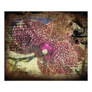 OrchidVALENTINE Print