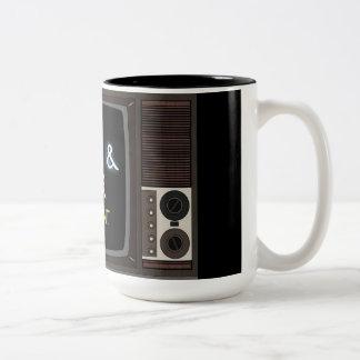 Orcish Intent Two-Tone Mug