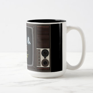 Orcish Intent Two-Tone Coffee Mug