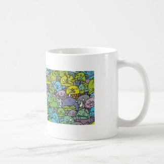 Orcs! Gathering of The Belly Smashers Mug. Basic White Mug