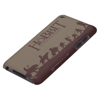 Orcs Graphic Barely There iPod Case