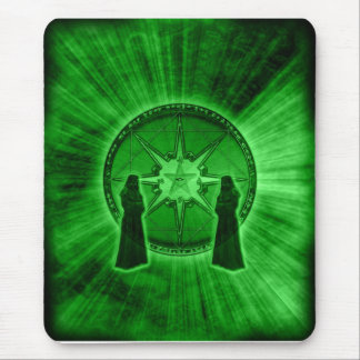 Order of Chaos Mousepads