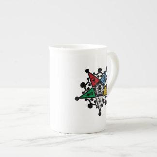 Order of the Eastern Star Bone China Mug Tea Cup