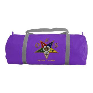 ORDER of the EASTERN STAR CUSTOM GYM DUFFLE BAG Gym Duffel Bag
