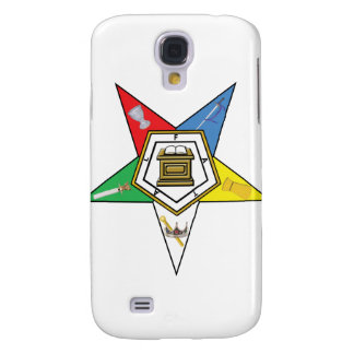 Order of the Eastern Star Galaxy S4 Case