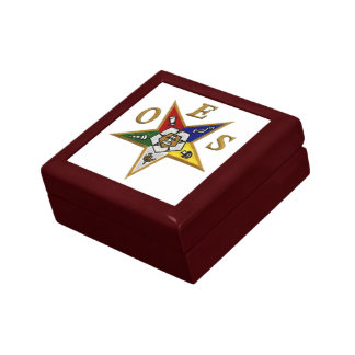 ORDER of the EASTERN STAR Gift Box