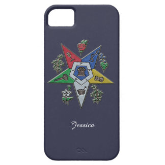 Order Of The Eastern Star iPhone 5 Cases