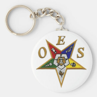 ORDER of the EASTERN STAR Key Ring