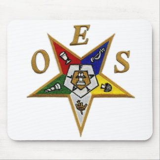 ORDER of the EASTERN STAR Mouse Mat