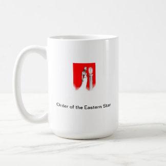 Order of the Eastern Star Mug