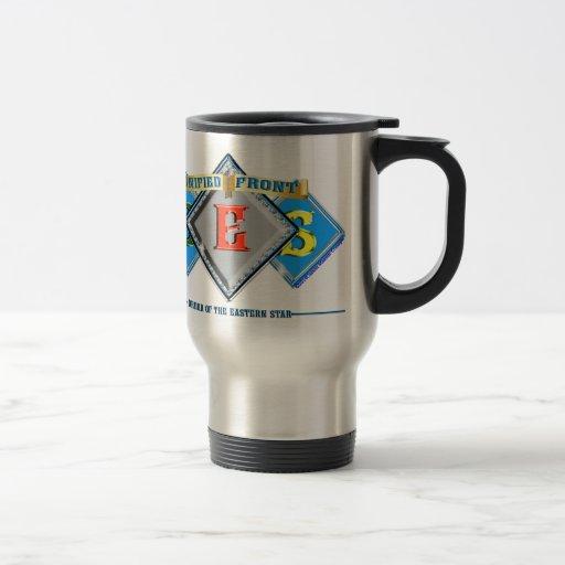 Order of the Eastern Star OES Coffee Mug