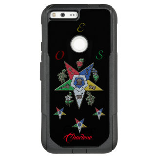 Order Of The Eastern Star OtterBox Commuter Google Pixel XL Case