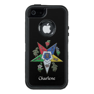 Order Of The Eastern Star OtterBox Defender iPhone Case