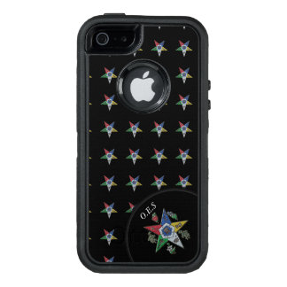 Order Of The Eastern Star OtterBox iPhone 5/5s/SE Case