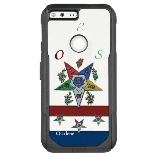 Order Of The Eastern Star USA OtterBox Commuter Google Pixel XL Case
