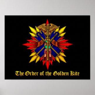 Order of the Golden Kite 3 Poster