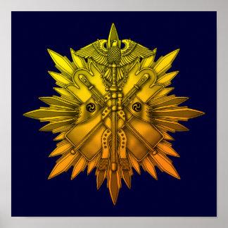 Order of the Golden Kite Poster