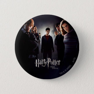 Order of the Phoenix - French 1 6 Cm Round Badge