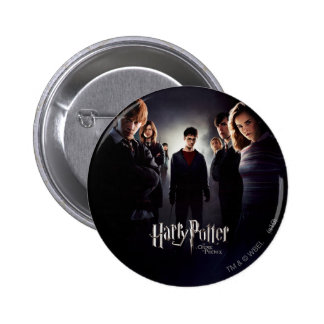 Order of the Phoenix - French 1 Button