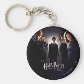 Order of the Phoenix - French 1 Key Ring
