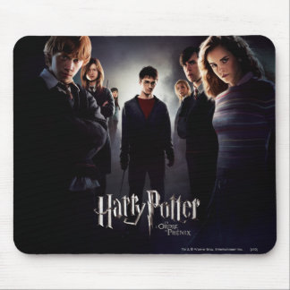 Order of the Phoenix - French 1 Mouse Mat