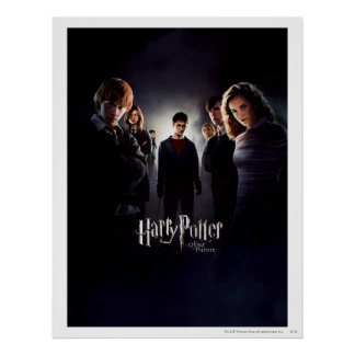 Order of the Phoenix - French 1 Poster