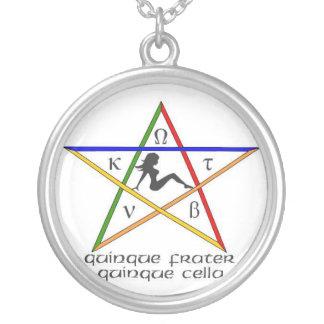 Order Symbol Necklace