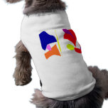Ordinary Butterfly Doggie T Shirt
