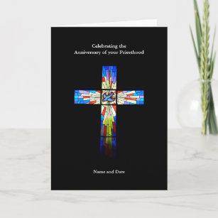 Ordination Anniversary ANY 25th 30th 40th 50th Card
