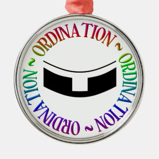 Ordination - Holy Orders Christmas Ornament