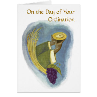 Ordination to the Priesthood 01 Greeting Card