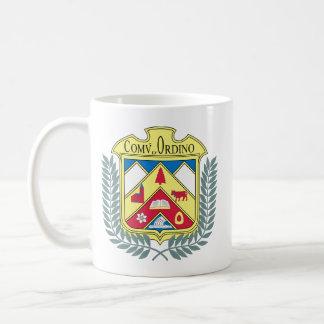 Ordino, Andorra Basic White Mug