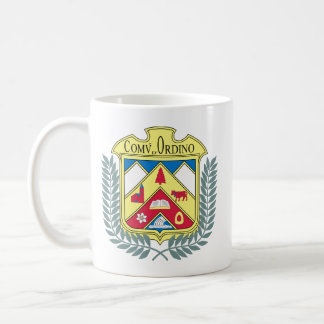 Ordino, Andorra Classic White Coffee Mug