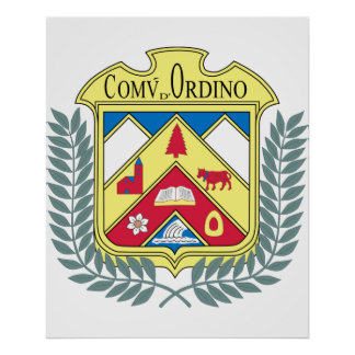 Ordino, Andorra Poster