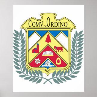 Ordino, Andorra Posters