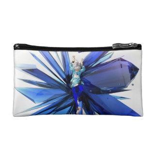 Ore (ver.ULTRA BLUE) kosumebatsugu Makeup Bags