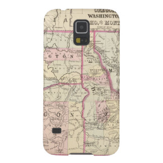 Ore, Wash, Ida, Mont Case For Galaxy S5