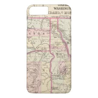 Ore, Wash, Ida, Mont iPhone 8 Plus/7 Plus Case