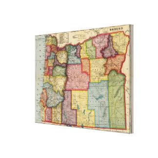 Oregon 4 canvas print
